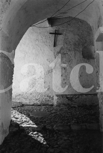 Archway with Cross, Casáres, Spain